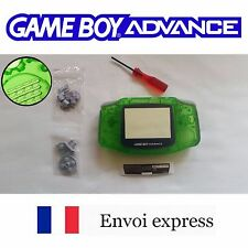 Système Portable Nintendo Game Boy Advance Vert