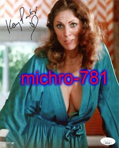 Kay Parker Autographed ICONIC 8x10 Photo ( Star of Taboo ) w/ JSA C.O.A.