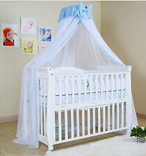 Baby Betthimmel Für Babybett/Kinderbett Fliegennetz Moskitonetz Mückennetz jr