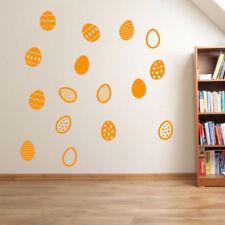 Tentures murales et tapis art déco orange pour la décoration intérieure de la maison