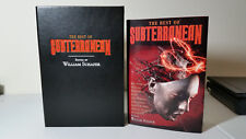 Signed Lettered EditionThe Best of Subterranean George R R Martin Joe Hill