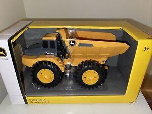 """NEW John Deere 11"""" Construction Vehicle Dump Truck, Ages 3+, LP71701"""