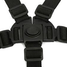 5-Point Safety Baby Kids Harness Stroller High Chair Pram Car Belt Strap aua