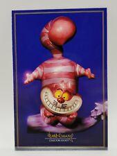 WDCC Disney Post Card Cheshire Cat Alice in Wonderland Twas Brillig 4 x 6