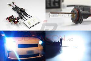 9006/Hb4 8000K Plasma White 35W Slim AC Canbus Ballast Xenon HID Kit Fog Light