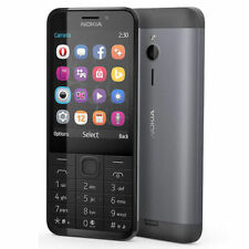 "Nokia 230 dark silver Großes 2.8"" -QVGA-Display A00026922"