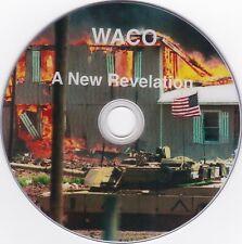Waco: A New Revelation DVD Documentary
