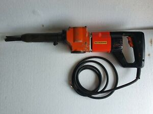 Nitto Kohki JET CHISEL EJC-32A Electric Needle Scaler - CHIPPER 100V #3