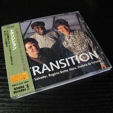 Dom Salvador, Rogerio Botter Maio - Transition JAPAN CD W/OBI Latin Jazz #129-2