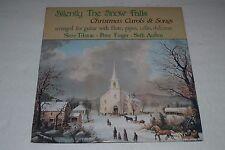 Silently The Snow Falls~Christmas Carols & Songs~Steve Tilston~Peter Finger
