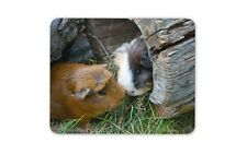 Cute Guinea Pig Mouse Mat Pad - Funny Kids Pig Piglet Gift PC Computer #8247