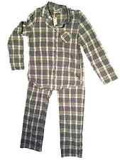 Blue Check Pyjama Set Size 14 Long PJs pyjamas Esprit Cotton Check Long sleeves
