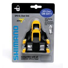 Original Shimano Sh11 Sm-sh11 Spd-sl Float Road Bike Cycling Pedals Cleats