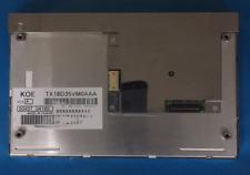 New Tx18d35vmoaaa Tx18d35vm0aaa For 7 800480 A Si Tft Lcd Panel Display Screen