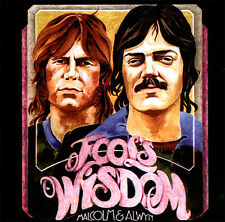 Malcolm & Alwyn - Fools Wisdom CD 1991 Footstep Recordings ** NEW **