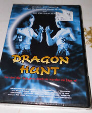 Dragon Hunt ++ DVD Kick-Boxen ++Film