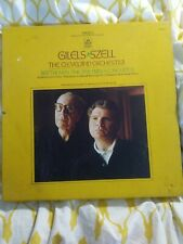 Gilels Szell The Cleveland Orchestra Beethoven: The Five Piano Concertos...