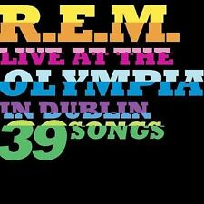 Live Olympia R.E.M. 2CDs 2009 Warner Bros 39 Songs Dublin FAST USA SHIPPING