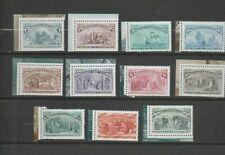 U.S. 1992  Columbus Souvenirs, 11 Singles 1-50 cents, mNH Fine