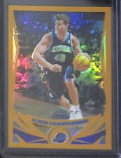 2004-05 Topps Chrome Gold Refractor #179 Kris Humphries No 93 of 99