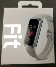Samsung Galaxy Fit Bluetooth Active Tracker Smart Bracelet - Silver (SM-R370)