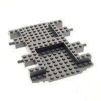 1x Lego Cockpit Alt-Dunkel Grey 14x10x2 2//3 Rock Raiders 4980 4970 30299