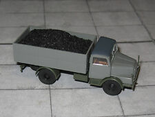 Brekina 71531 - IFA S-4000 1 - Hochpritsche - Kohlehandel - mit Kohleladung