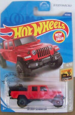 HOT WHEELS NEW FOR 2020 BAJA BLAZERS SERIES '20 JEEP GLADIATOR IN RED