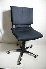 Hochwertiger Vitra Figura Drehstuhl gebrauchter Bürostuhl Design Mario Bellini.