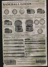 1920 ADVERT Pennant Decal Baseball Bat Clouter Black Beauty Duk Fut Duck Web