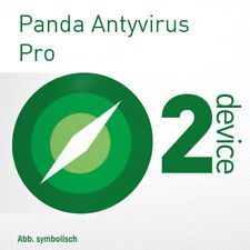 Panda AntiVirus PRO 2018 2 Device 2 PC 12 Months License PC MAC 2 user