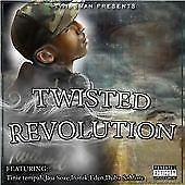 Twissman : Twisted Revolution CD