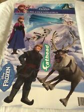 New/Sealed by Fathead Disney's FROZEN Decals Sheet
