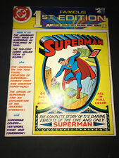 Famous First Edition Superman (1979) DC Treasury Edition