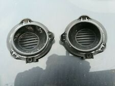 MAZDA MX5 MK3 FRONT FOG LIGHT GRILL BLANKS BUSTING FOR SPARES PARTS SALVAGE