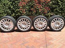 "Maserati Mag Wheels 18"" used x 4"