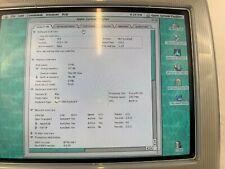 Apple iMac PC G3 Blueberry Computer Vtg 1998 Original Mac OS 1st gen?
