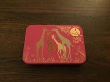 Sarah Miller small decorative Tin, Giraffes