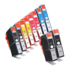 10 PACK 564XL Ink Cartridge for HP Photosmart C310 C410 7520 C5380 C6375