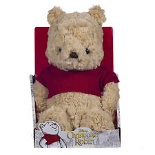 Disney Christopher Robin 10-Inch Plush Winnie The Pooh *BRAND NEW*