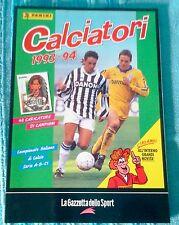 CALCIATORI 1993-94 (2005) ALBUM PANINI RISTAMPA LA GAZZETTA DELLO SPORT