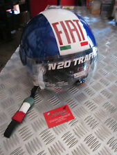 CASCO NOLAN N20 FIAT RACING TRAFFIC COLORE CAYMAN-BLUE  TAGLIA 1S/1M/1L