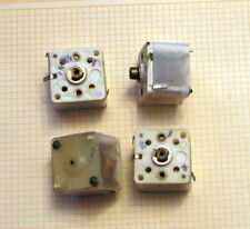 Variable Capacitor 2x 5/285pF for Superheterodine. 4PCS