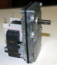 80529  4.1 rpm  US UNITED STATES STOVE AUGER - AGITATOR MOTOR -  VERY QUIET   s