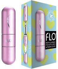Amazing FLO Refill Atomiser Travel Perfume Spray Bottle 4.7ml 0.16oz EASY FILL