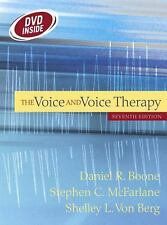 Voice and Voice Therapy (with Free DVD), The (7th Edition)