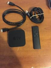 Apple TV 3rd Generation (2013) + Remote & HDMI cable Used     GREAT.       #309