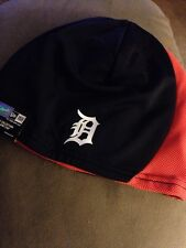 New Era Detroit Tigers On Field Authentic Baseball Knit Beanie Hat Cap Adult MLB