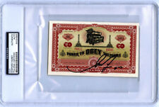 Shepard Fairey SIGNED Supply and Demand Currency Propaganda PSA/DNA AUTOGRAPHED