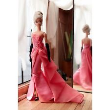 Gold Label Silkstone Barbie Glam Gown Doll DGW58 NEW